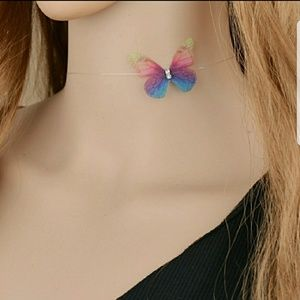 Jewelry - Butterfly Choker